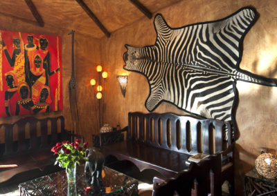 Africa Master suite Hotel Rangá