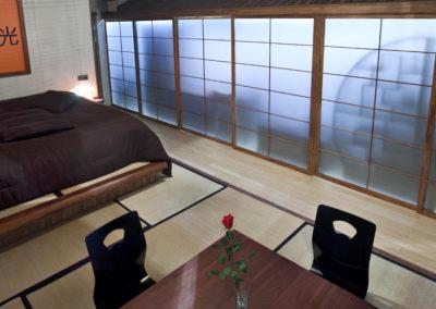 Asia Junior suite at Hotel Rangá