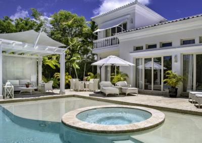WEB Suites Eden Roc Cap Cana Three Bedroom Royale Poolside Villa