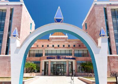 web FAOHI_main entrance_Hilton Vilamoura