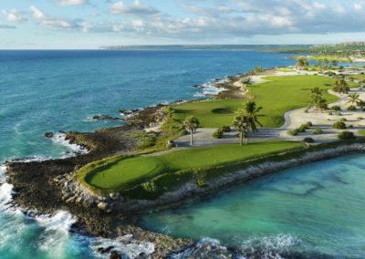 web Golf Eden Roc Cap Cana3rd Hole Punta Espada